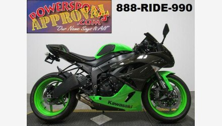 2012 Kawasaki Ninja Zx 6r Motorcycles For Sale Motorcycles On