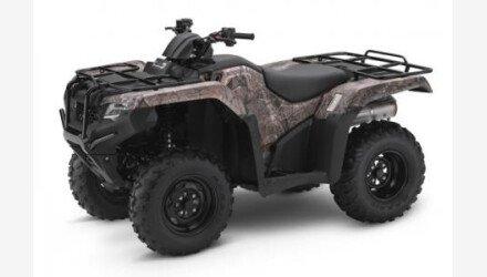 2018 Honda FourTrax Rancher 4x4 ES for sale 200643651