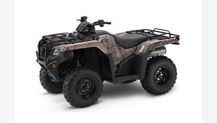 2019 Honda FourTrax Rancher 4X4 Automatic DCT EPS for sale 200643804