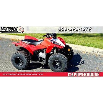 2019 Honda TRX90X for sale 200644215