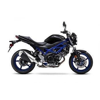 2019 Suzuki SV650 for sale 200644635