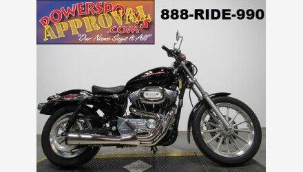 2004 Harley-Davidson Sportster for sale 200644826