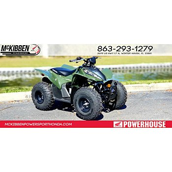2019 Honda TRX90X for sale 200645600