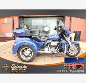 2017 Harley-Davidson Trike Tri Glide Ultra for sale 200645834