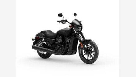 2019 Harley-Davidson Street 750 for sale 200645918