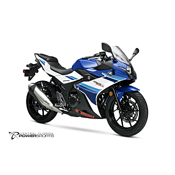 2019 Suzuki GSX250R for sale 200646090
