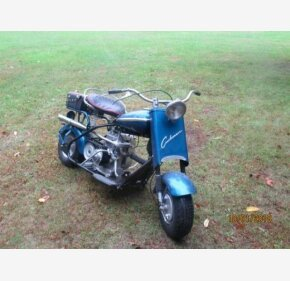 1957 Cushman Eagle for sale 200646247