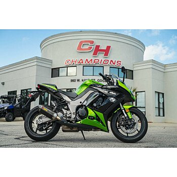 2011 Kawasaki Ninja 1000 For Sale Near Cocoa Florida 32922