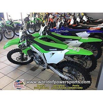 2019 Kawasaki KX450F for sale 200648957