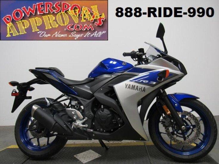 2015 Yamaha YZF-R3 for sale near Canton, Michigan 48187