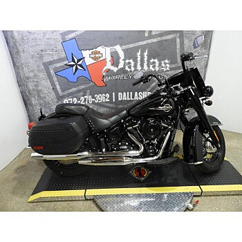 2018 Harley-Davidson Touring Heritage Classic for sale 200651001