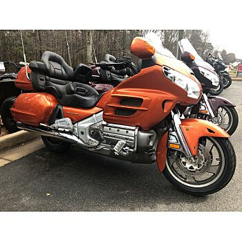 2002 Honda Gold Wing for sale 200651880