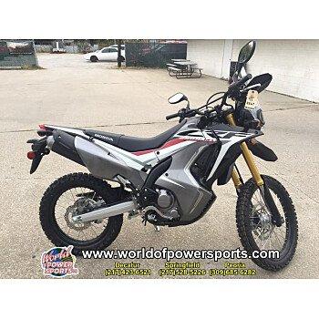 2018 Honda CRF250L for sale 200652115
