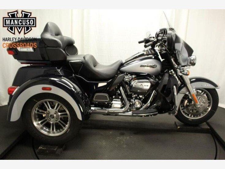 Mancuso Harley Davidson >> 2019 Harley Davidson Trike Tri Glide Ultra For Sale Near