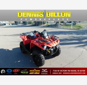 2018 Can-Am Outlander 570 for sale 200652534
