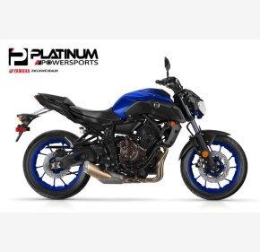 2018 Yamaha MT-07 for sale 200654945