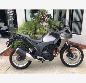 2017 Kawasaki Versys 300 X ABS for sale 200655500