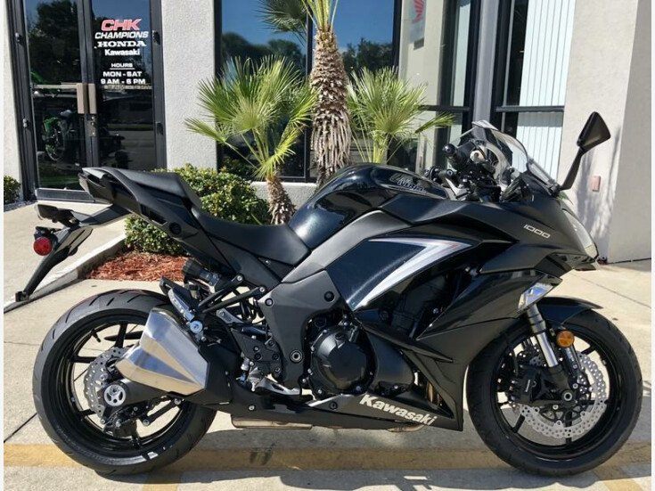 2019 Kawasaki Ninja 1000 For Sale Near Cocoa Florida 32922