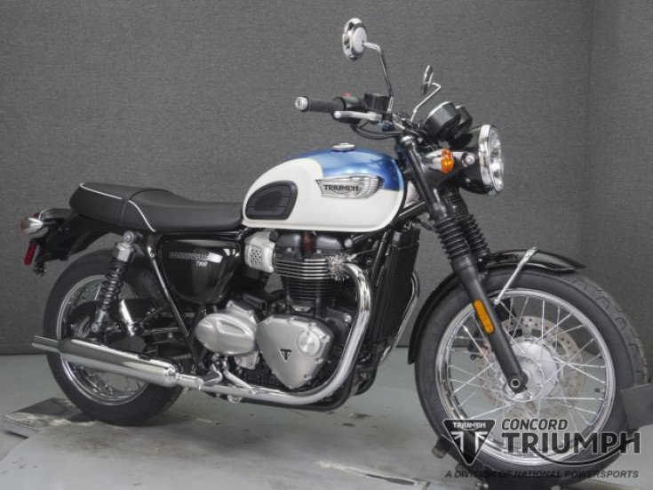 2019 Triumph Bonneville 900 T100 For Sale Near Pembroke New
