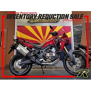 2017 Honda Africa Twin DCT for sale 200657016