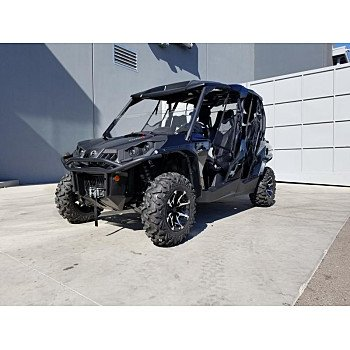 2019 Can-Am Commander MAX 1000R Limited for sale 200657052