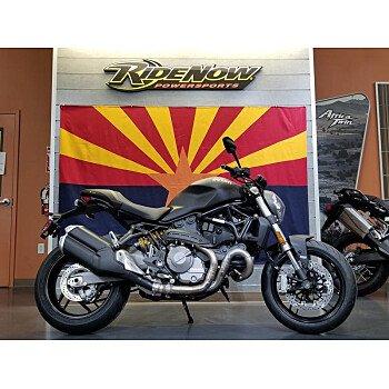 2019 Ducati Monster 821 for sale 200657063