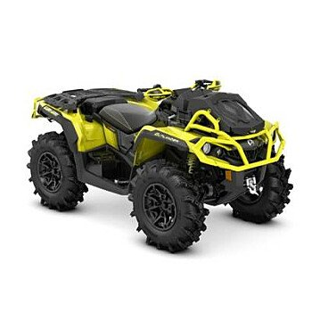 2019 Can-Am Outlander 1000R X mr for sale 200658120