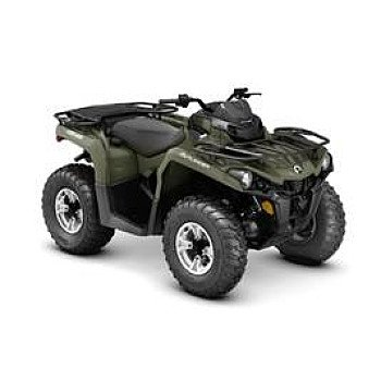 2019 Can-Am Outlander 450 for sale 200658699