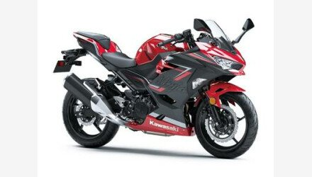 2019 Kawasaki Ninja 400 for sale 200661185