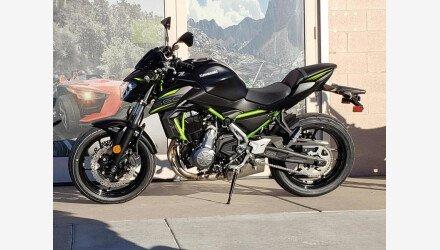 2019 Kawasaki Z650 for sale 200661196