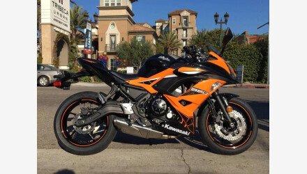 2019 Kawasaki Ninja 650 for sale 200661197