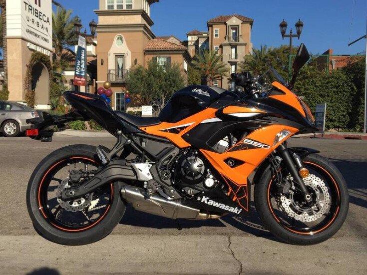 2019 Kawasaki Ninja 650 for sale near Lincoln Park, Michigan 48146