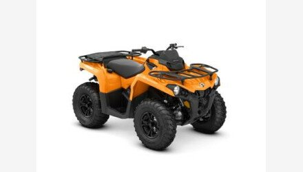 2018 Can-Am Outlander 570 for sale 200661302