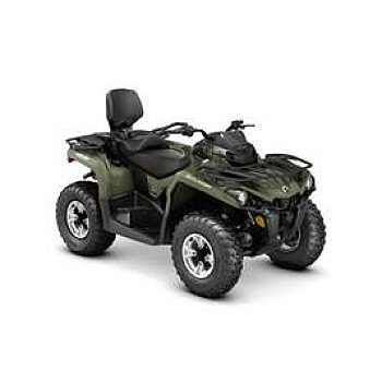 2018 Can-Am Outlander MAX 450 for sale 200661327