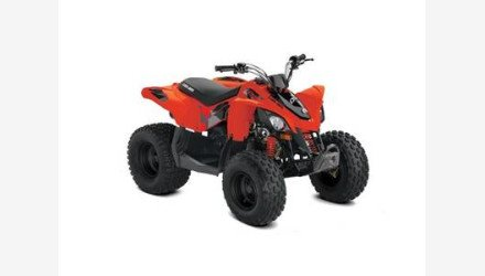 2018 Can-Am DS 90 for sale 200661367