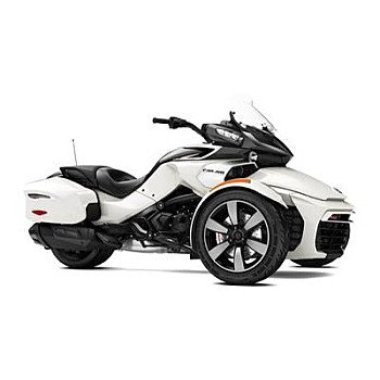 2018 Can-Am Spyder F3 for sale 200661407