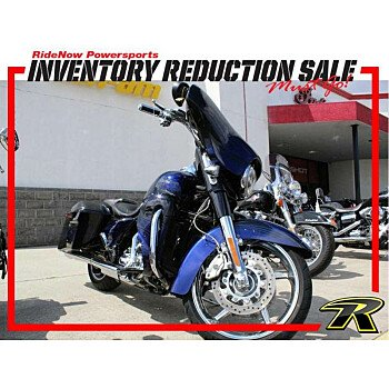 2016 Harley-Davidson CVO for sale 200661907