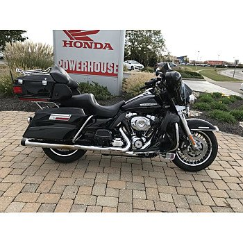 2011 Harley-Davidson Touring for sale 200662077