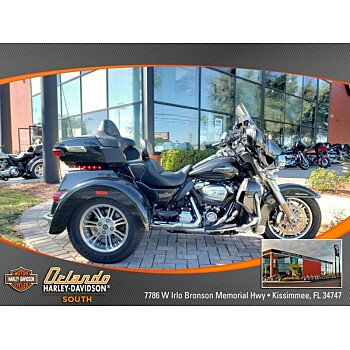 2018 Harley-Davidson Trike Tri Glide Ultra for sale 200662450