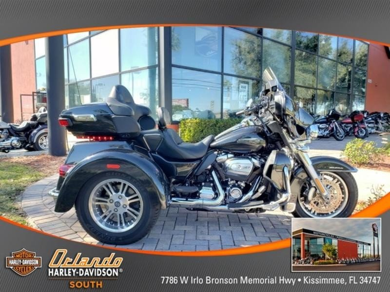 2018 Harley-Davidson Trike Motorcycles for Sale