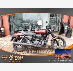 2015 Harley-Davidson Street 500 for sale 200662991