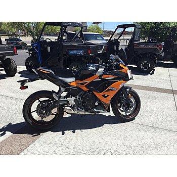 2019 Kawasaki Ninja 650 ABS for sale 200663310