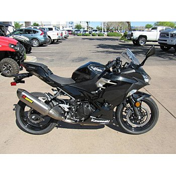 2019 Kawasaki Ninja 400 for sale 200663346