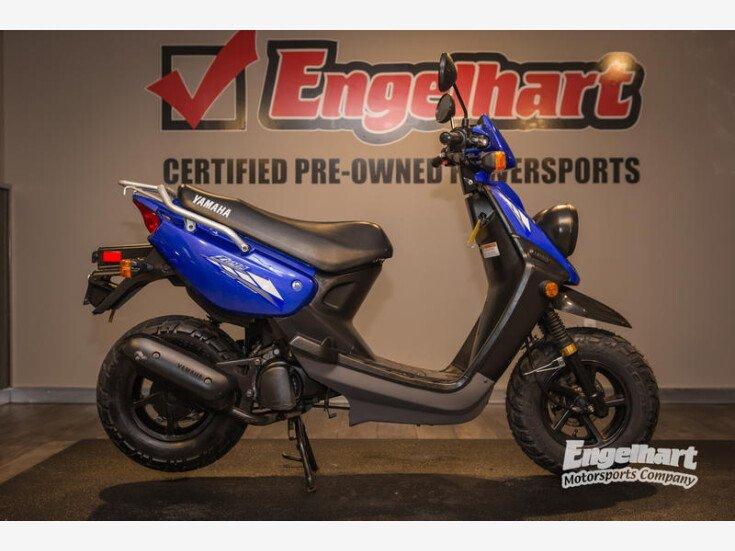 2008 Yamaha Zuma 50 for sale near Madison, Wisconsin 53713