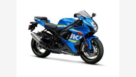 2018 Suzuki GSX-R600 for sale 200664545