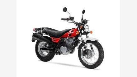 2018 Suzuki VanVan 200 for sale 200664937
