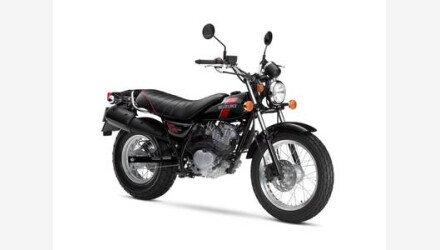 2018 Suzuki VanVan 200 for sale 200664938