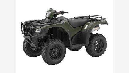 2018 Honda FourTrax Foreman Rubicon 4x4 EPS for sale 200665658