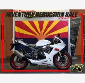 2017 Suzuki GSX-R750 for sale 200666747