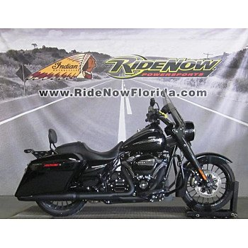 2018 Harley-Davidson Touring Road King Special for sale 200666832